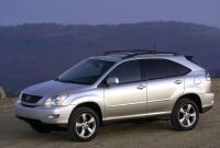 2004 Lexus RX 330 SUV Specifications Pictures Prices