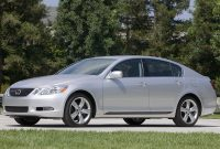 2007 Lexus GS 350 Reviews Specs And Prices Cars