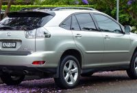 2007 Lexus Rx 350 Photos Informations Articles