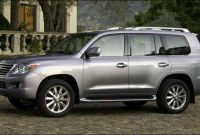 2008 Lexus LX 570 Review Ratings Specs Prices And