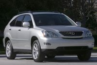 2008 Lexus RX 350 Reviews Specs And Prices Cars