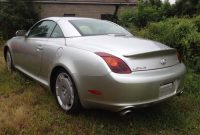 Purchase Used 2004 Lexus SC 430 Convertible Rebuildable