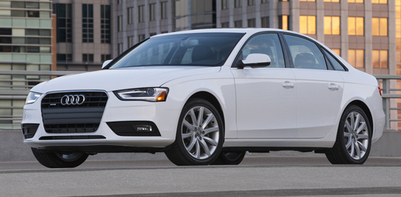 2013 Audi A4 Owners Manual