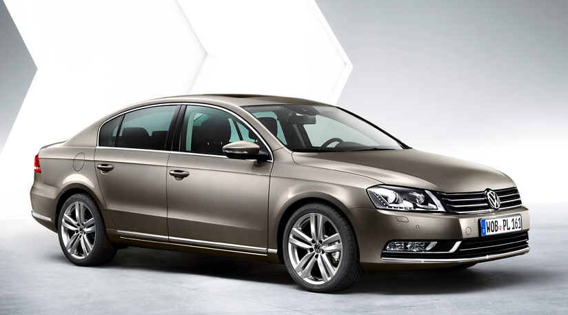2012 Volkswagen Passat Owners Manual