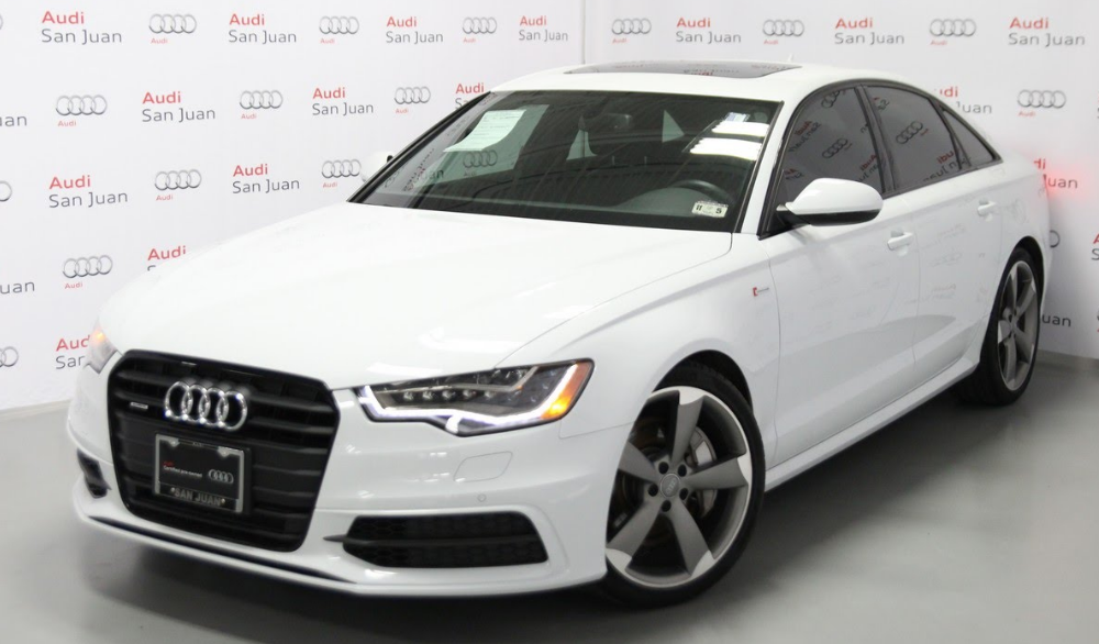 2014 Audi A6 Owners Manual