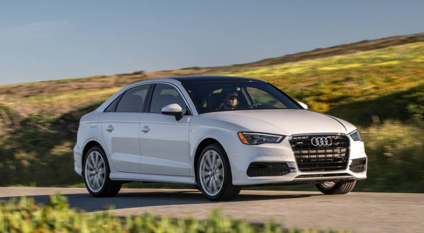 2016 Audi A3 Owners Manual