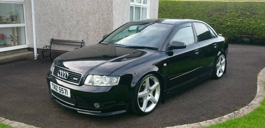 2003 Audi A4 Owners Manual