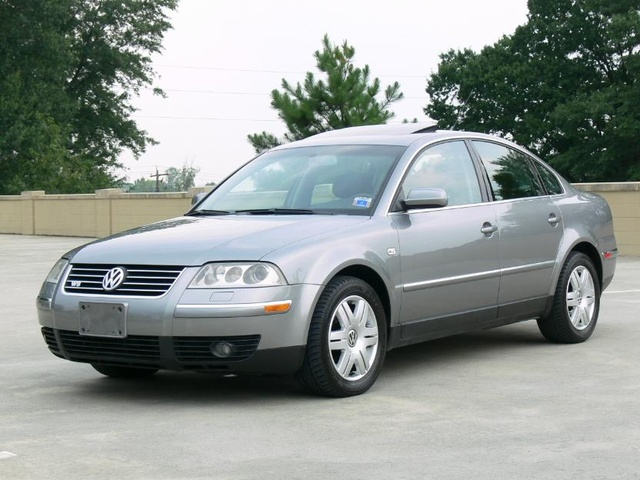 2003 Volkswagen Passat Owners Manual