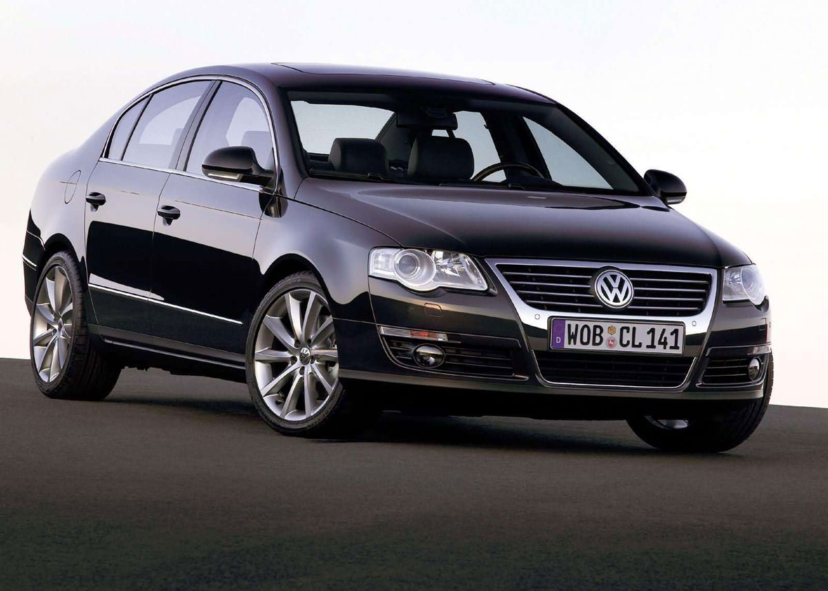 2006 Volkswagen Passat Owners Manual