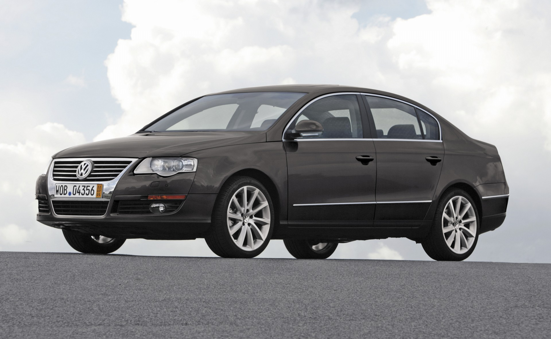 2007 Volkswagen Passat Owners Manual