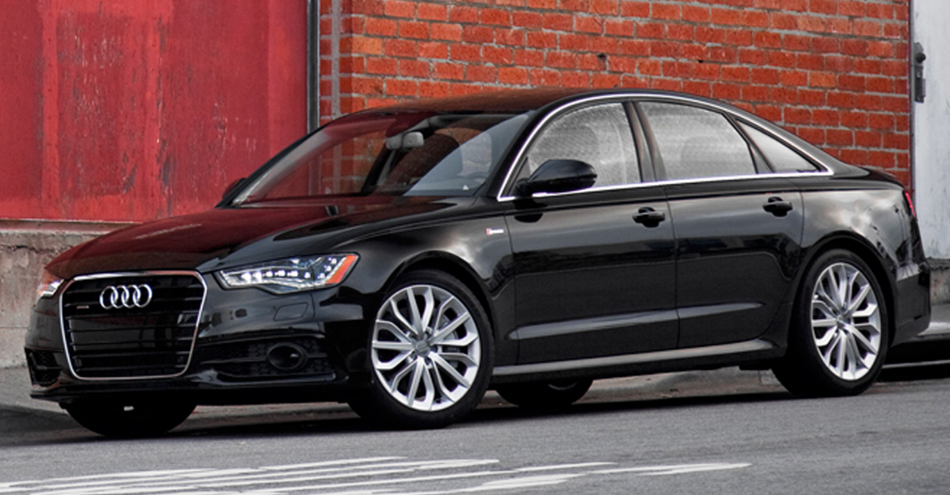 2012 Audi A6 Owners Manual