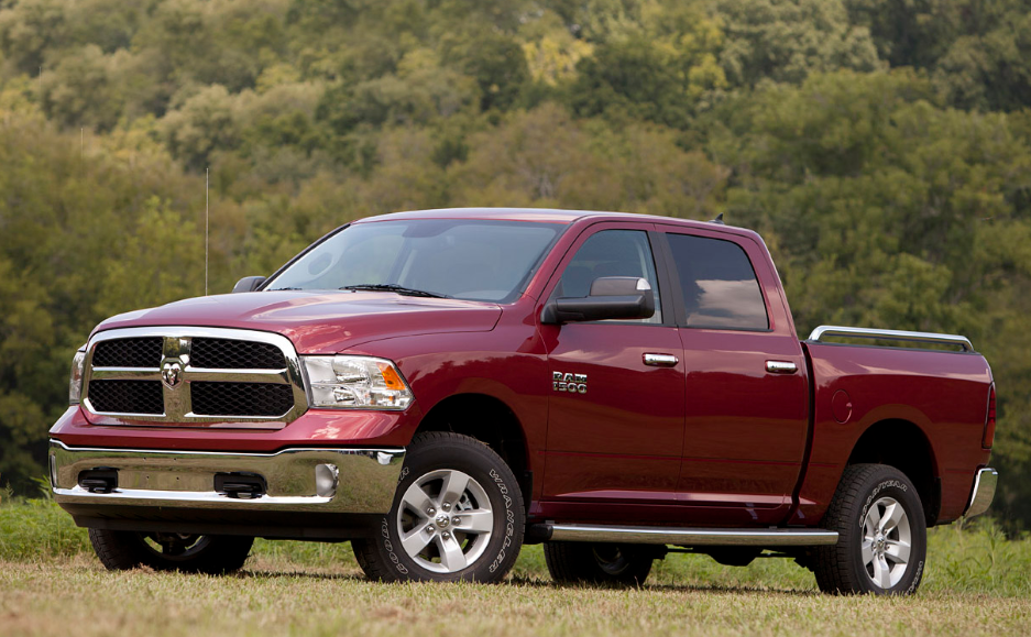2013 Dodge Ram Owners Manual