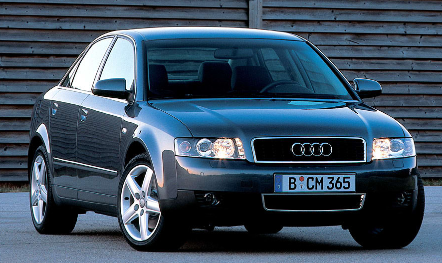 2002 Audi A4 Owners Manual
