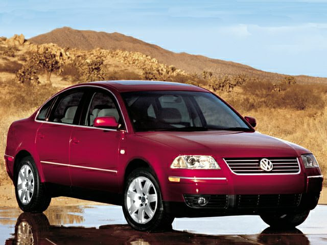 2002 Volkswagen Passat Owners Manual
