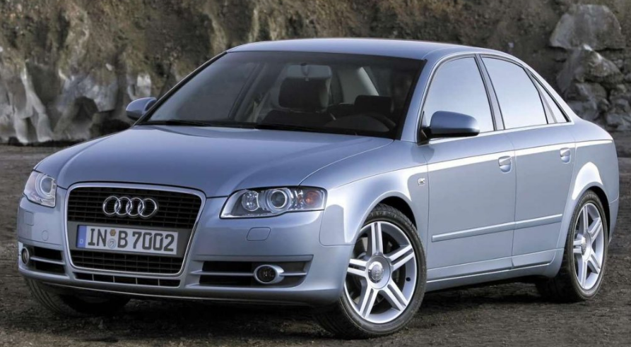 2004 Audi A4 Owners Manual