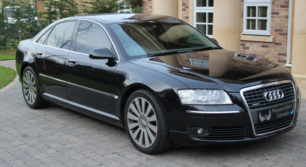 2007 Audi A8 Owners Manual