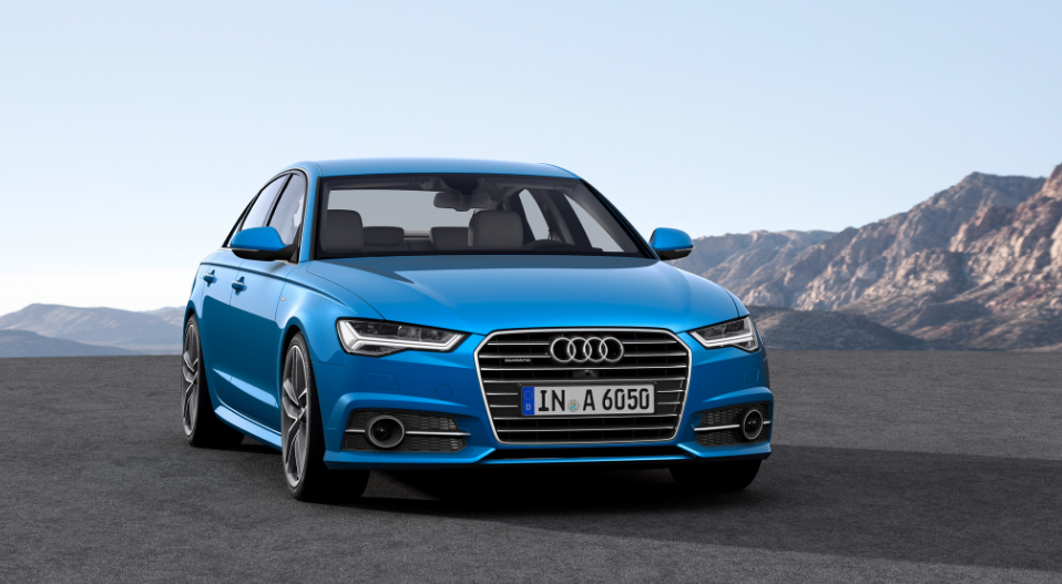 2016 Audi A6 Owners Manual