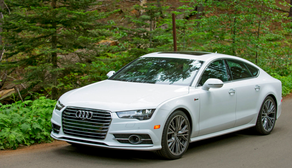 2016 Audi A7 Owners Manual