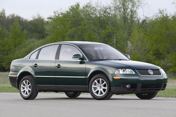 2004 Volkswagen Passat Owners Manual