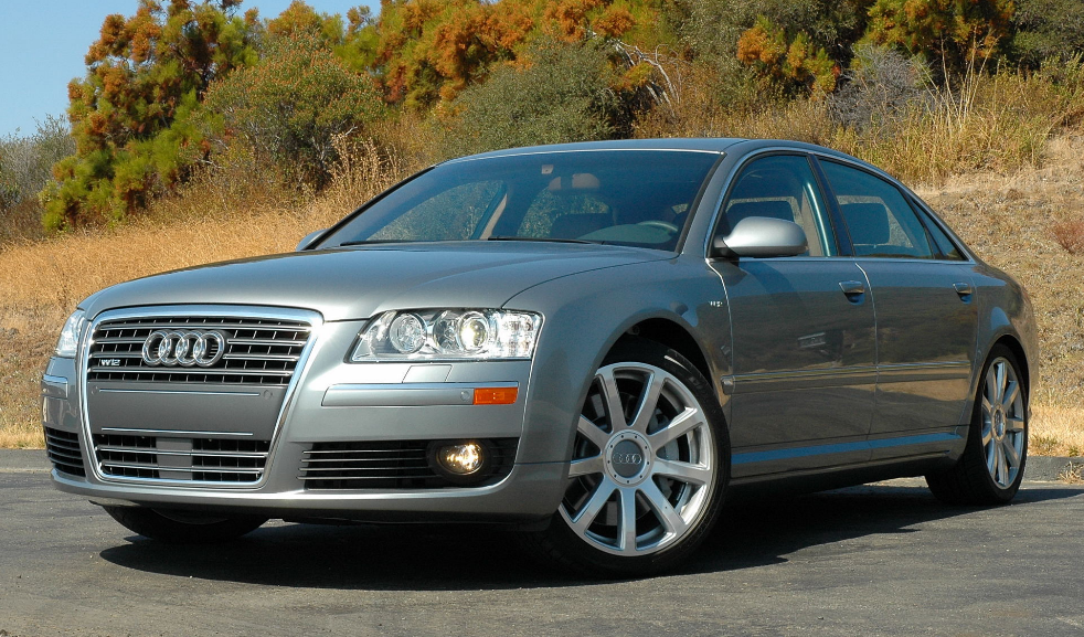 2006 Audi A8 Owners Manual