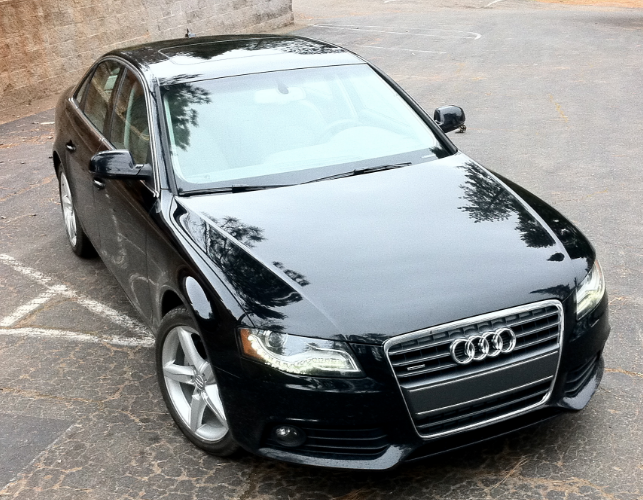 2011 Audi A4 Owners Manual