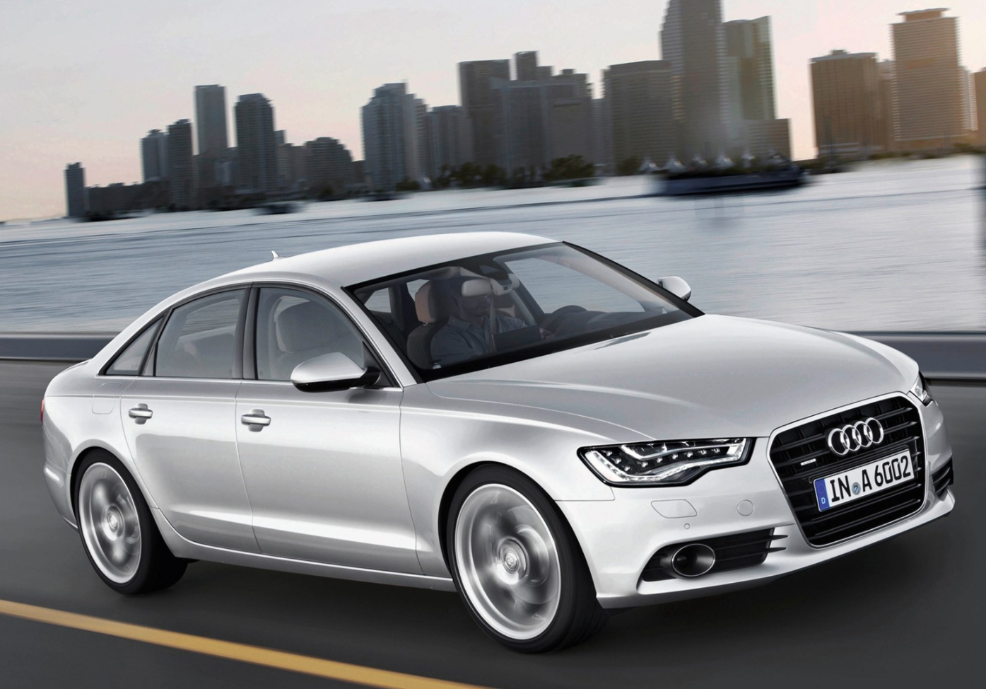 2011 Audi A6 Owners Manual