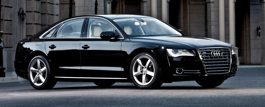 2011 Audi A8 Owners Manual