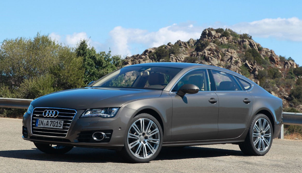 2012 Audi A7 Owners Manual