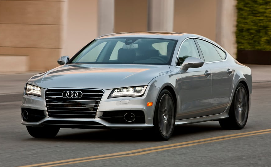 2013 Audi A7 Owners Manual