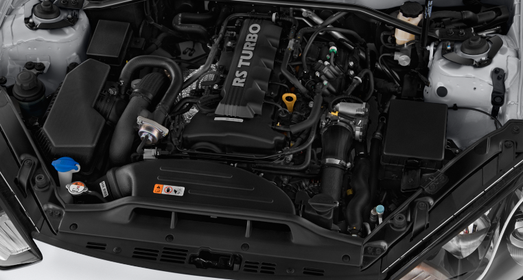 2013 Hyundai Genesis Engine