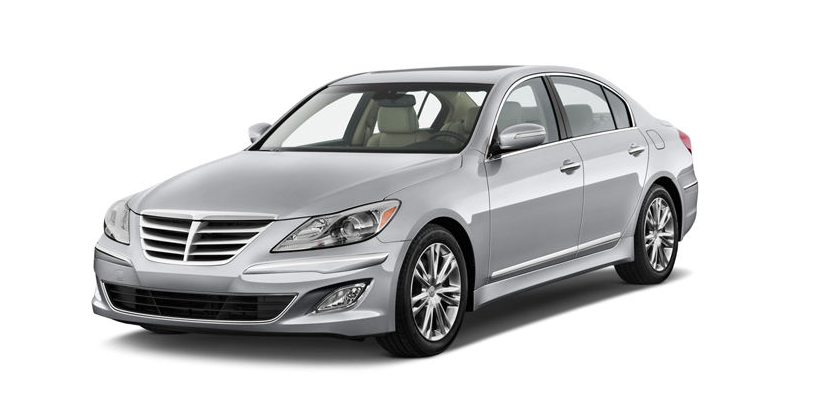 2013 Hyundai Genesis Owners Manual