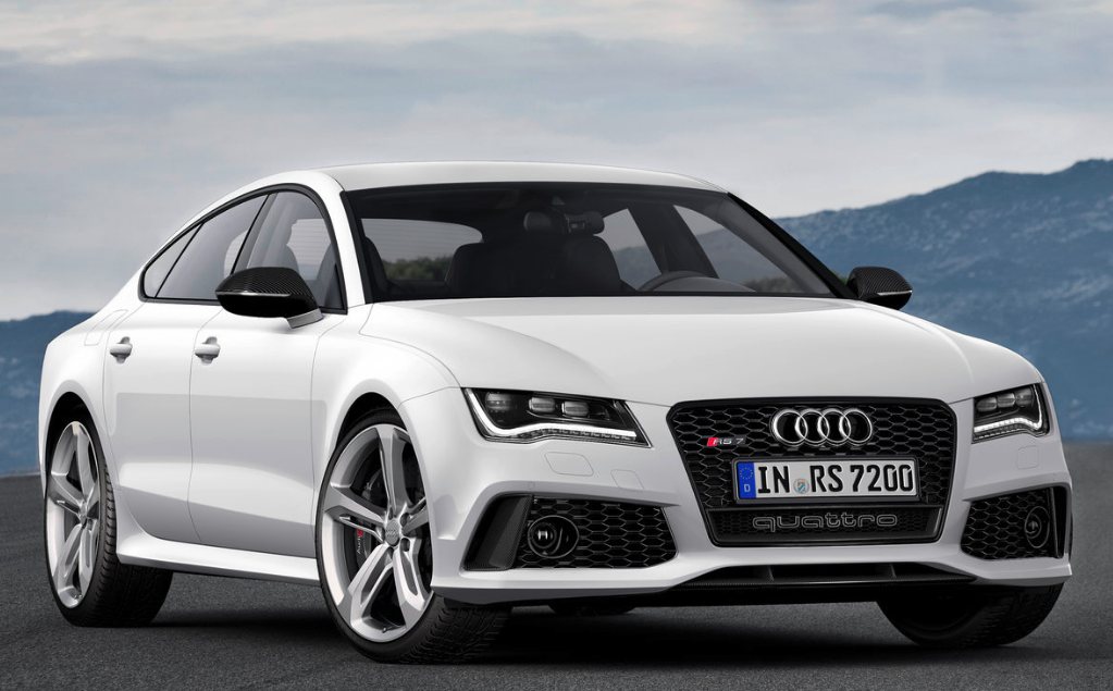 2014 Audi A7 Owners Manual