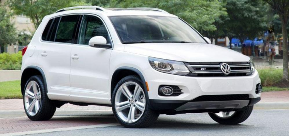 2014 Volkswagen Tiguan Owners Manual