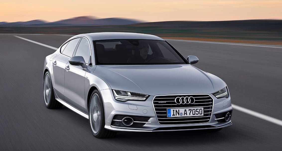 2015 Audi A7 Owners Manual