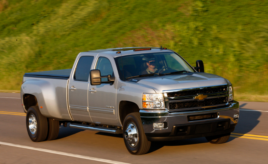 2010 Chevrolet Silverado 3500 Owners Manual