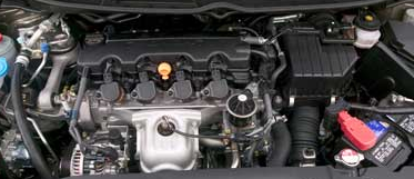 2006 Honda Civic Engine