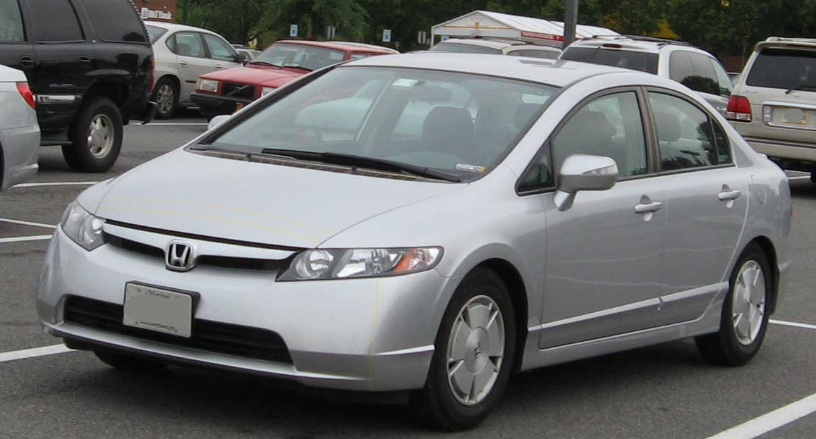 2006 Honda Civic Owners Manual