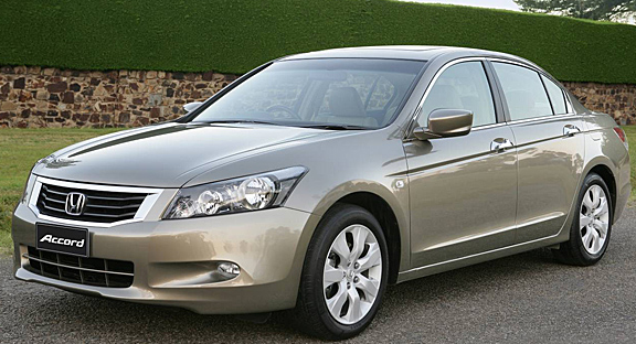 2008 Honda Accord Owners Manual