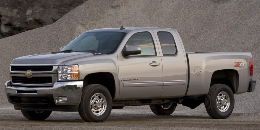 2009 Chevrolet Silverado 2500 Owners Manual