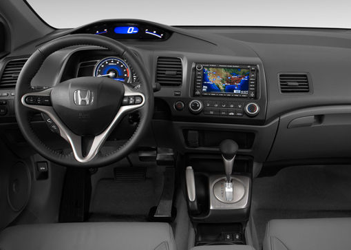 2009 Honda Civic Interior