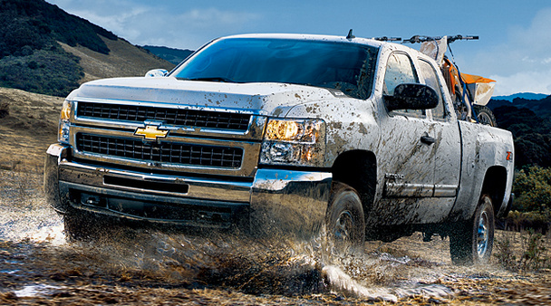 2010 Chevrolet Silverado 2500 Owners Manual