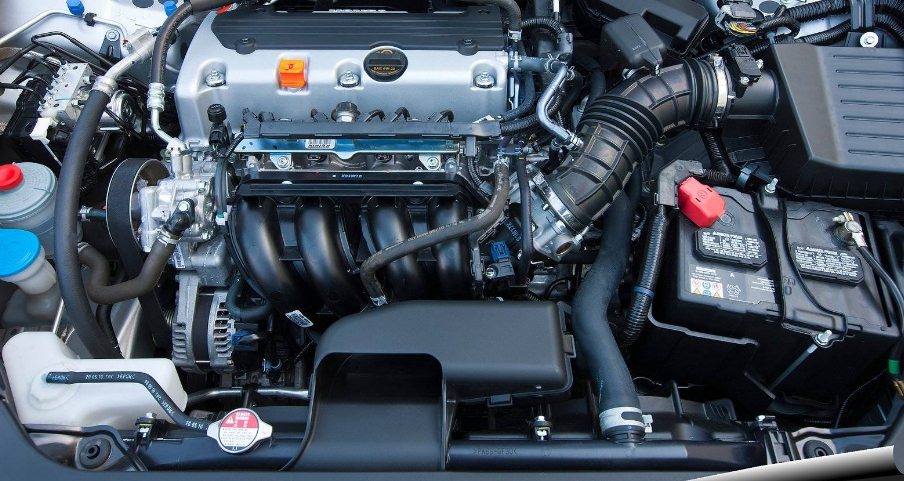 2011 Honda Accord Engine