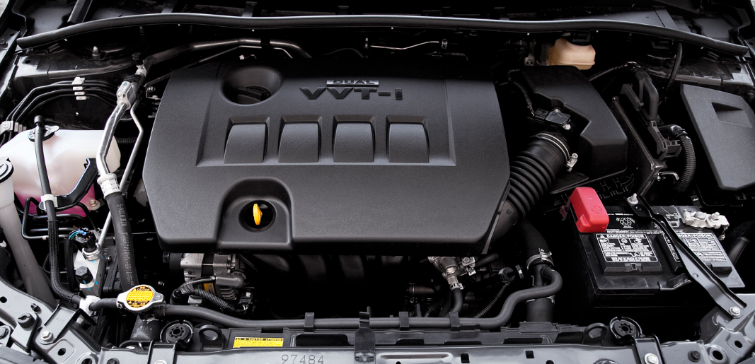 2011 Toyota Corolla Engine