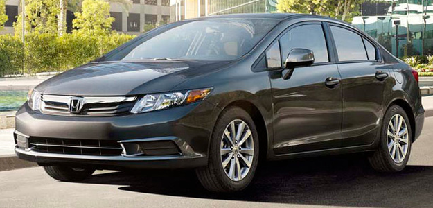 2012 Honda Civic Owners Manual