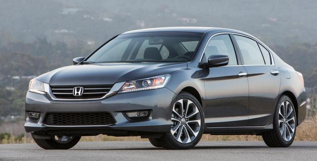 2013 Honda Accord Owners Manual