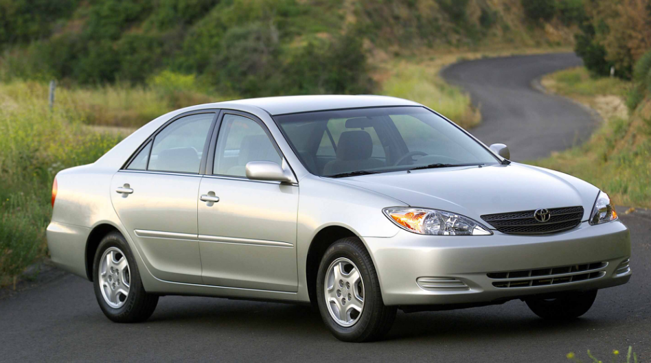 2006 Toyota Camry Owners Manual