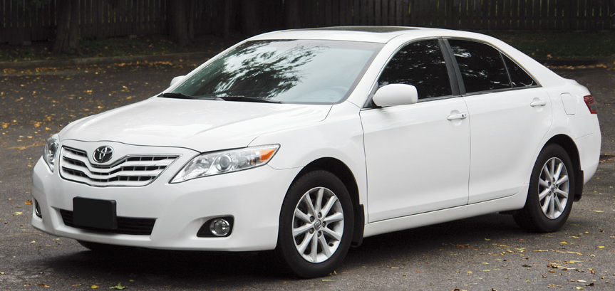 2008 Toyota Camry Owners Manual