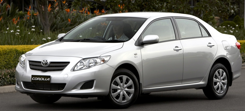2008 Toyota Corolla Owners Manual