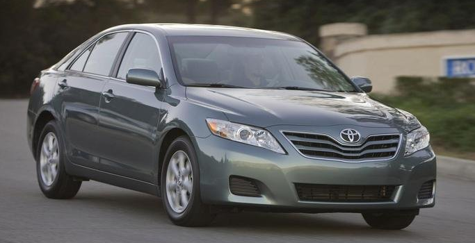 2010 Toyota Camry Owners Manual