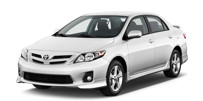 2012 Toyota Corolla Owners Manual
